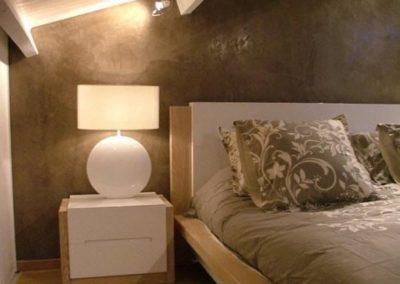 bedroom venetian plastering altrincham